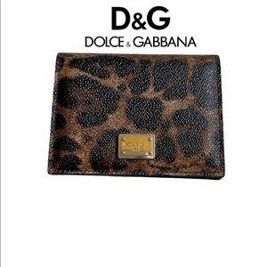 Dolce & Gabanna Cardholder